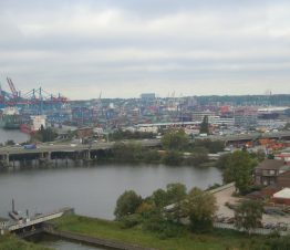 Germany's largest harbor