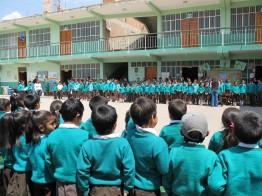 """""""El Pueblo Unido"""" - school for street children"""