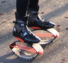 The Kangoo Jump Shoes