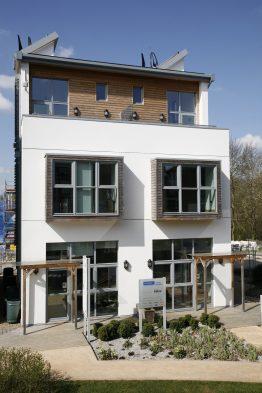The Sigma Home, BRE Innovation Park, Watford