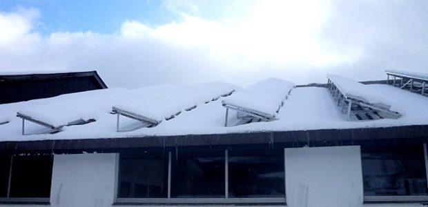 SMA Service Tip: Snow on PV-Modules
