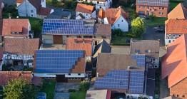 PV plants in Germany, source: IdE Kassel