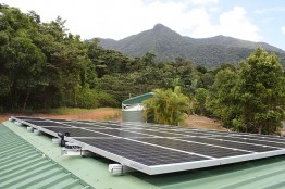 Research facility, Daintree Rainforest