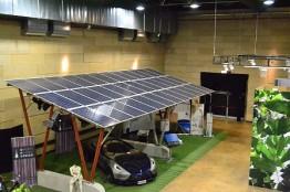 Future cars fuel solar power