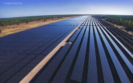 Solar plant, Templin Germany, Copyright: Bellectric