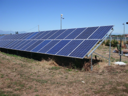 Revamping the Cuneo PV farm resulted in an estimated output increase of 10 percent.
