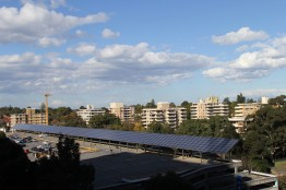 Willoughby Council's 170kWp system generations 270MWh per annum