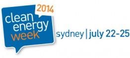 Clean Energy Week 2014