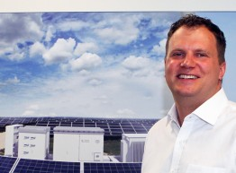 After working as Director Global Product Management for two years at SMA, Thorsten Ronge is now chairing the SMA production in South Africa as General Manager.