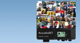 SAVE THE RET