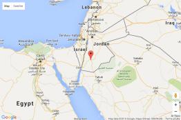 Il parco solare si trova 10 km a sud-est della città di Ma'an nella Giordania meridionale.