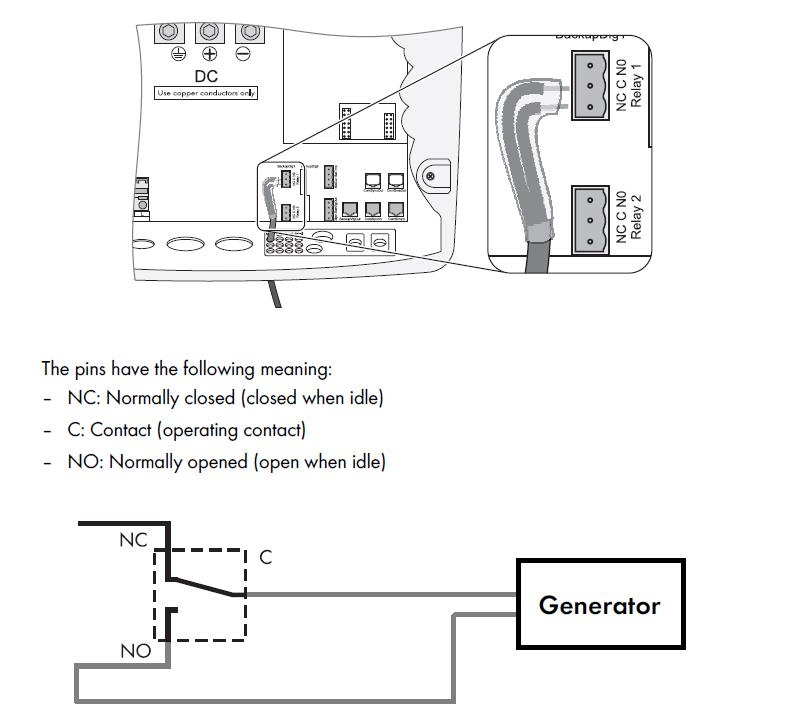 sma sunny island wiring diagram   31 wiring diagram images