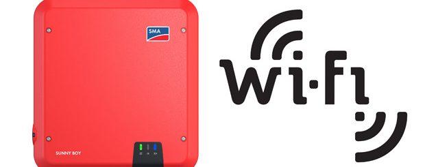 wifi-SMA-Solar-inverter