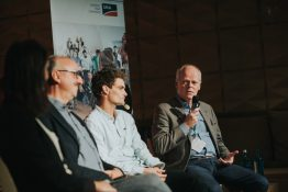 Disruptions in the energy industry: intriguing statements from Martin Rühl, Julian Kretz and Daniel Bannasch
