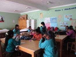 """""""El Pueblo Unido"""" - Schule für Straßenkinder"""
