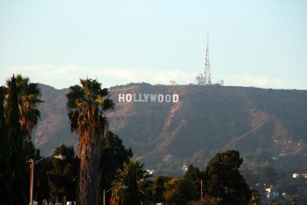 Hollywood Hills; Quelle: Alexander Hauk
