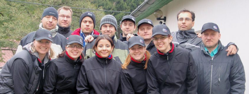 SMA Team Czech Republic