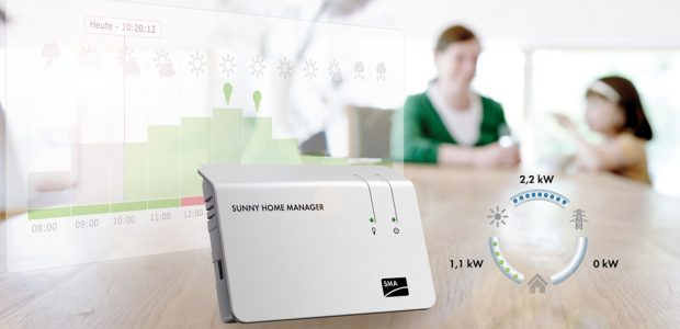 Intelligentes Energiemanagement: Sunny Home Manager