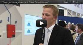 Energiemanagement mit SMA Smart Home