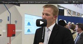 Energiemanagement mit SMA Smart Home