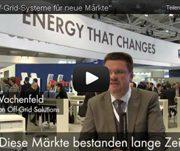 Größere Off-Grid-Systeme für neue Märkte