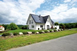 Einfamilienhaus, Deutschland