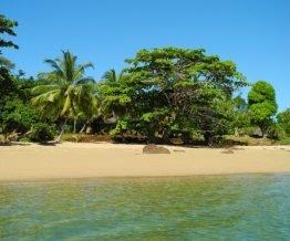 Weißer Sand auf der Insel Nosy Faly