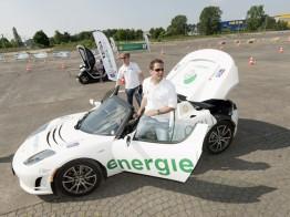 Energiebau E-Miglia Qualifying 2012 in Köln