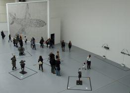 Thomas Bayrles Hochamt Installation