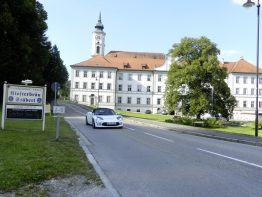 Fahrertraining und Prolog - e-miglia 2012