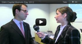 SMA Capital Markets Day 2012