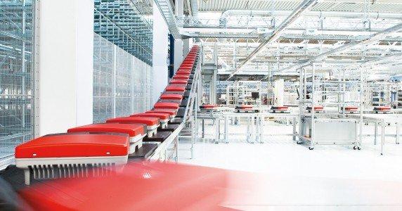 SMA Production Line