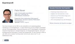 Expertenprofil Felix Kever