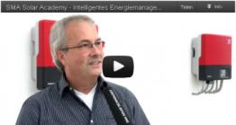 Intelligentes Energiemanagement für private Anwender