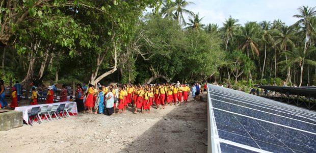 Tokelau - das erste Land mit 100% Solarstrom