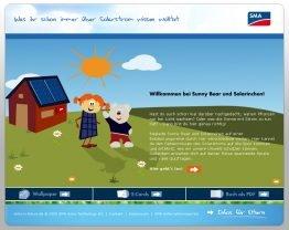 Screenshot: Solar is Future for Kids