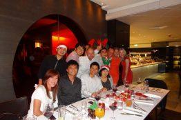 Das Team von SMA Australia feierte im Casino