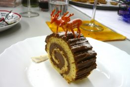 Diesen Kuchen gab´s bei SMA Central & Eastern Europe zum Nachtisch