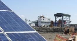 PV-Diesel-Hybrid-Kraftwerk, Südafrika