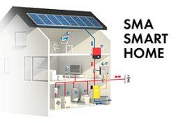 SMA Smart Home