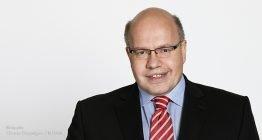 Bundesumweltminister Altmaier