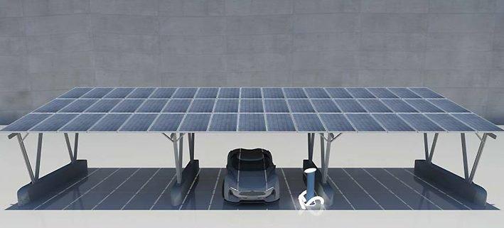 Solar Roof at Milan Design Week