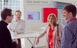 SMAler und Energieblogger im Gespräch