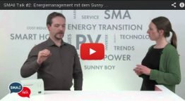SMAll Talk #2: Energiemanagement mit dem Sunny Home Manager