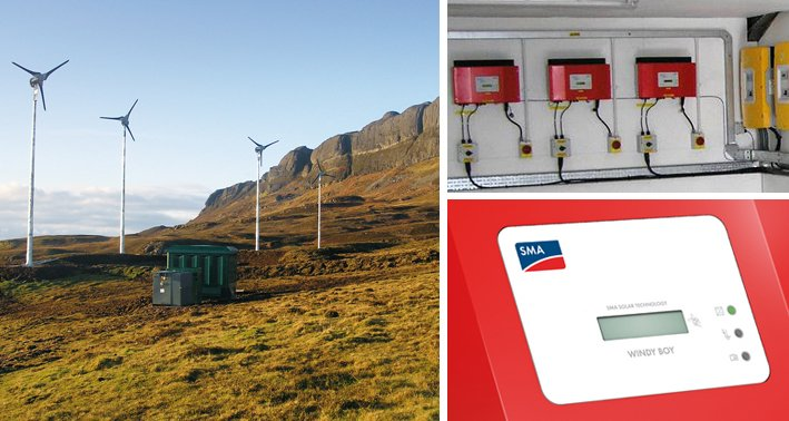 Sma To Part Ways With Windy Boy Inverters Sunny Der Sma
