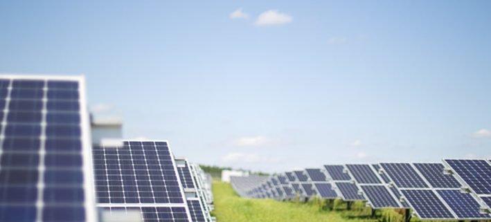 Solar park Burgweisach, source: Windwärts Energie GmbH / Photographer: Mark Mühlhaus/attenzione
