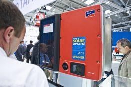Gewinner des Intersolar Awards 2013: Der Sunny Boy Smart Energy