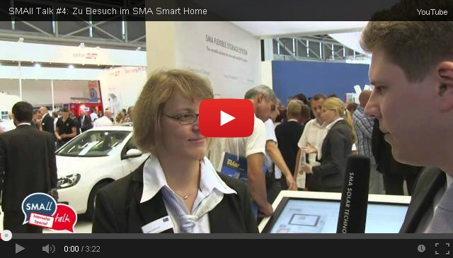 SMAll Talk SMA Smart Home