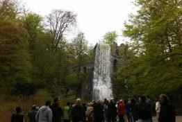 Aquädukt im Bergpark