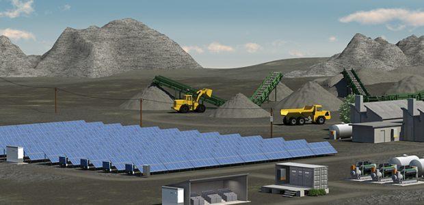 PV Diesel Hybrid System